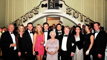 Turner Motor Group hosting a Black Tie Ball at The Athenaeum in Bury St Edmunds to celebrate its 50t