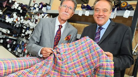 Sudbury silk will now be given special European protection from imitation thanks to laws championed