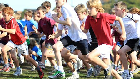 Could a daily mile get Suffolk's school kids in shape?