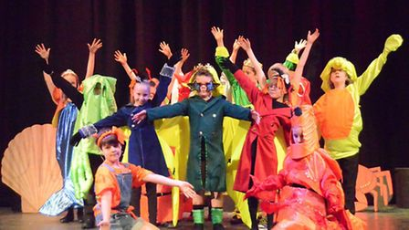 Ipswich Gang Show 2016 auditions are being held this weekend. Picture: Zoe Burgess