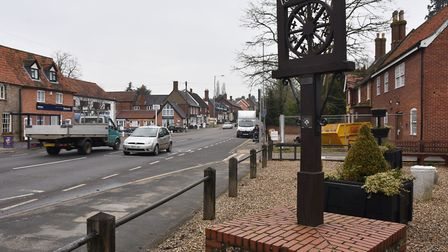 Long Stratton has changed status from a village to a town to reflect its growing size. Picture: Sony