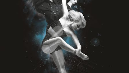 Joss Arnott and Dame Evelyn Glennie will be staging he world premiere of 5/10 at DanceEast in Octob