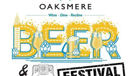 The Oaksmere gin and beer festival takes place on May 25 and 26. Picture: The Oaksmere