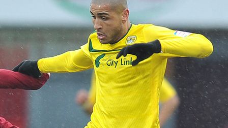 Leon Clarke, scored the winner for Bury against the U's this afternoon