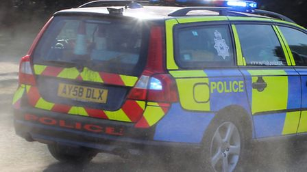 Police are appealing for anyone who witnesses to accident to call 101