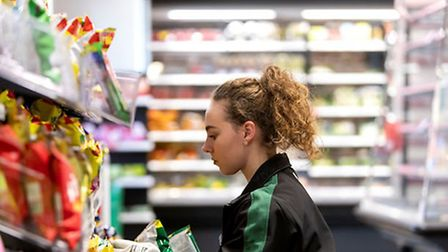 The BP service station on the A140 st Scoles includes an M&S Simply Food and has created 20 new jobs