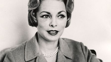 Actress Janet Leigh played the wholesome beauty whose shocking murder in the classic Alfred Hitchcoc