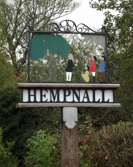 Changes to the 84 South Norfolk bus service woudl affect villages including Hempnall, Shotesham, Top