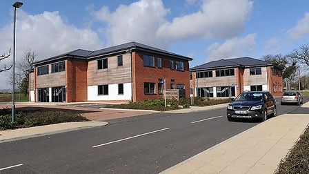 The headquarters of FISITA at the M11 Business Link development near Stansted Airport.