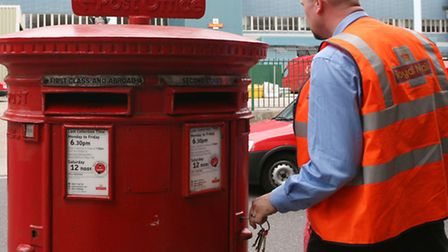 """Royal Mail has reported a """"resilient"""" first half. Photo: Katie Collins/PA Wire"""