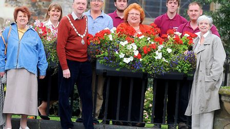 Sudbury in Bloom previously received the Gold award in the competition