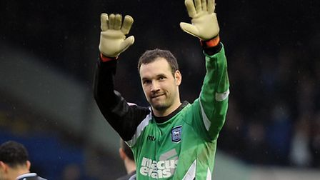 Marton Fulop, pictured during his time at Ipswich Town