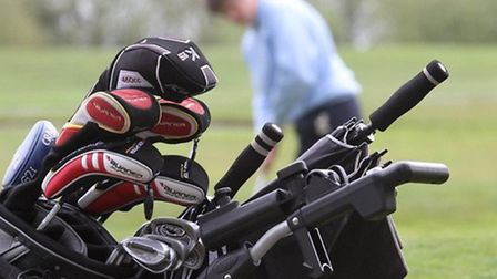 Osiers Driving Range next to Diss Golf Club is up for sale. Picture: Archant Library