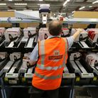 Royal Mail is expected to report a 5.5% fall in first half profits this week.