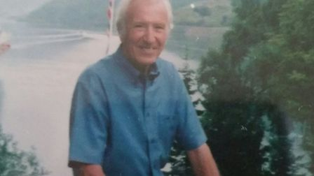 Gerrard Keen was last seen at his home address in Conrad Road, Lowestoft at 11:45am on Wednesday (Oc