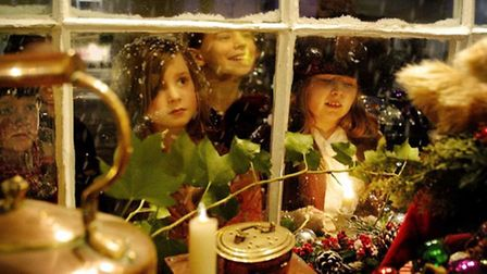 Long Melford will host a Melford Olde Christmas event later this month