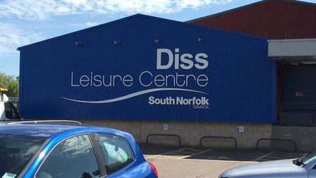 Proposals are being worked on for a £9m new leisure centre in Diss to replace the existing site on V
