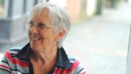 Chairwoman of Framlingham Town Council, Carolyn Youngs