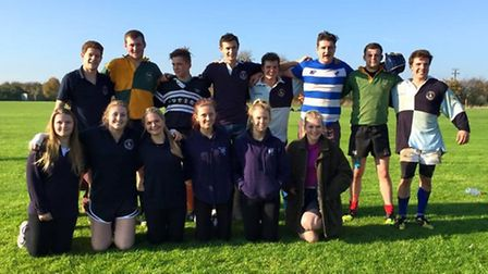Essex Young Farmers have held their 2015 rugby competition.