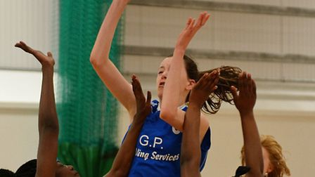 Maya Price was in top form for Ipswich