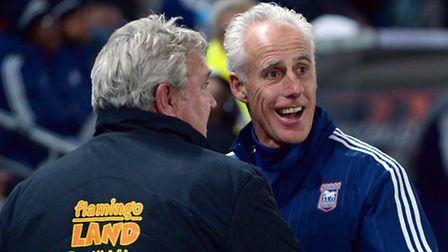 Mick McCarthy will answer questions from the Ipswich Town fans this evening