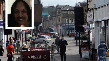 Murtaza Zavery, 38, was last seen on Sunday morning (November 1) in the Queen Street area (pictured)