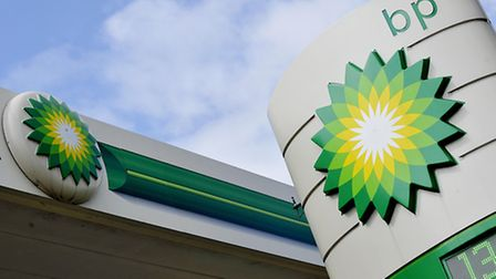 BP suffered a 40% drop in third-quarter earnings as it was hampered by cheap crude oil prices.