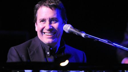 Evening Star / EADT - News; Jools Holland performing at The Regent in Ipswich.; pics by Alex Fairful