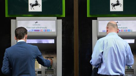The Government has sold another 1% chunk in taxpayer-backed Lloyds Banking Group, reducing its overa