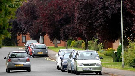 Patients have been forced to park in neighbouring roads in the past as space at West Suffolk Hospita
