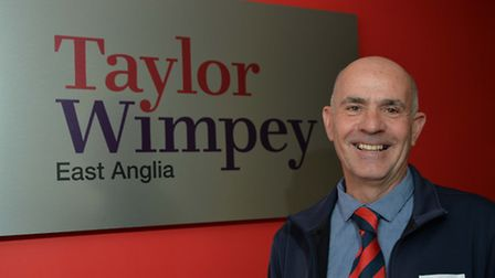 Shaun Taylor, of Taylor Wimpey.