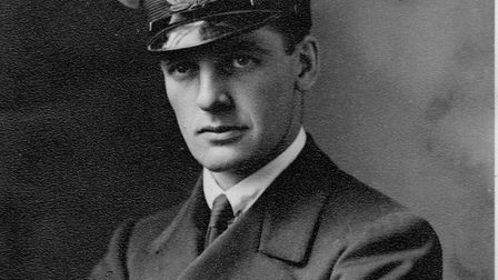 John Edward Maddock Pritchard, known as Jack, whose distinguished airship career was touched by triu