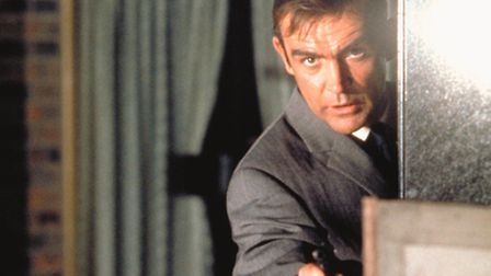 Film Title: You Only Live Twice. Sean Connery as James Bond For further information: please cont