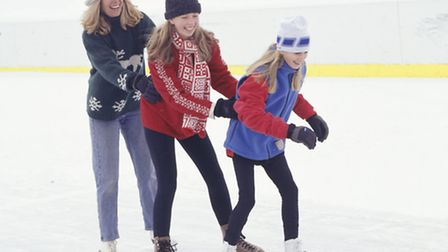Get your skates on this winter - open air ice rinks are coming to Suffolk and Essex
