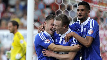It all started so well at Brentford...before a late collapse.