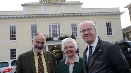 A project has been launched to restore the telescope in the observatory at The Athenaeum in Bury. Dr