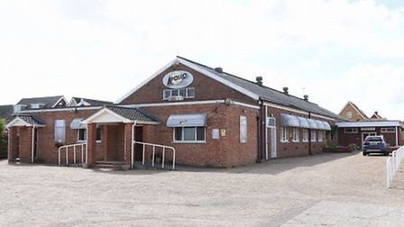 The Apollo Club at Harleston was at the heart of the community for 30 years until it closed in 2016.