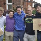 Five out of the six students at Ipswich School to take up places at Oxford and Cambridge universitie