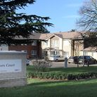 Davers Court Care Home in Bury.