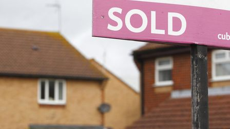 House prices have increased across most of South Norfolk. Photo: Chris Ison/PA Wire