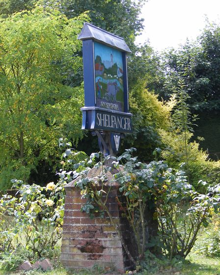 Shelfanger may be close to Diss but its house prices are among the highest in South Norfolk. Picture