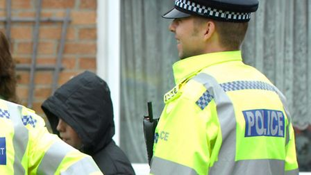 Police helping out in truancy sweep