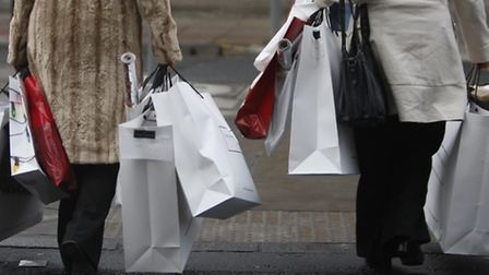 Bargain hunters are expected to spend freely today, on the high street and online.