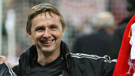 Kevin Keen, who has emerged as the favourite to be the new manager of Colchester United