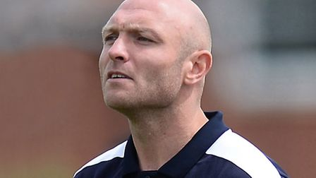 Wayne Brown, encouraged by the U's second-half reaction in today's home defeat to Barnsley