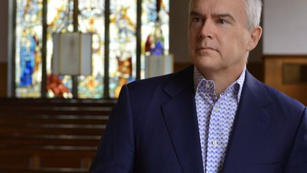 Broadcaster and journalist Huw Edwards, vice-president of the National Churches Trust