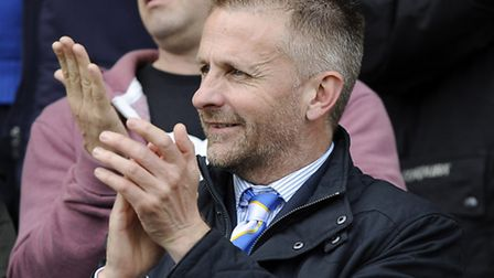 U's owner and chairman Robbie Cowling