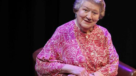 Patricia Routledge who stars in Admission: One Shilling, the story of war-time pianist Myra Hess.