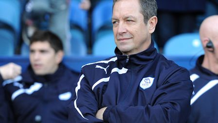 Stuart Gray is in charge of the first team at Fulham