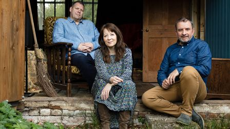 Kent folk trio Arcelia will be performing at the Bank Arts Centre in Eye. Picture: Rikard Osterlund